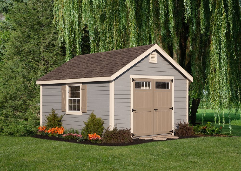 12x14 New England Cape Jpg 1 000 709 Pixels Diy Shed Plans Shed Landscaping Building A Shed