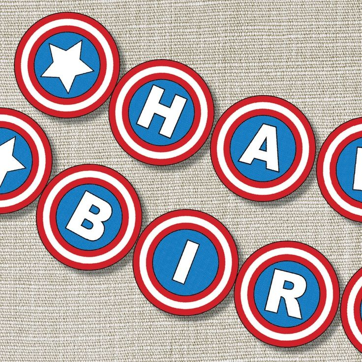 superhearo birthday banner | Birthday Banner - Inspired ...
