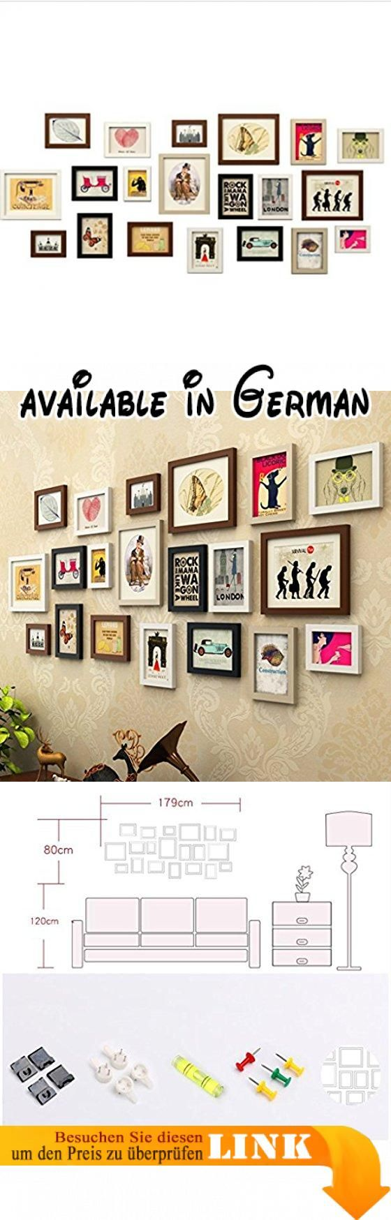 Foto Wandrahmen Foto-Galerie-Rahmen-Satz der Wand mit verwendbarer ...