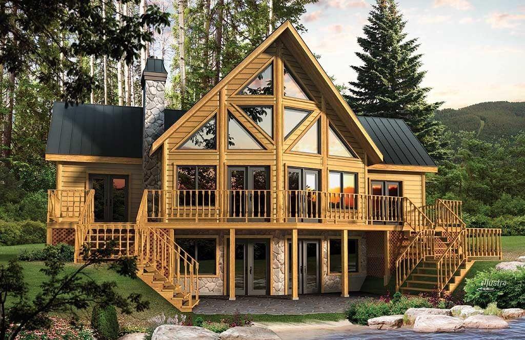 Pin By Kim Neuhaus On Houses Log Home Floor Plans Log Home Plan Log Homes