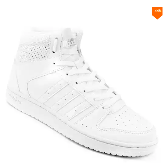 8953a4073df Tênis Adidas Honey Low - Branco