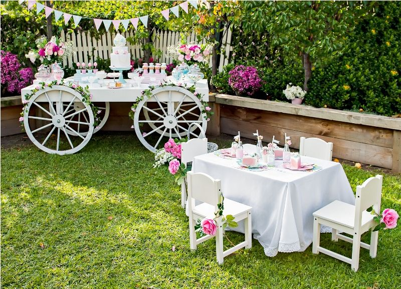 amazing garden party | Party Ideas | Pinterest | Amazing gardens ...