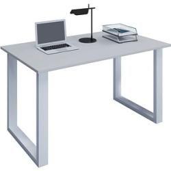 Photo of Vcm my office Lona Schreibtisch grau rechteckig