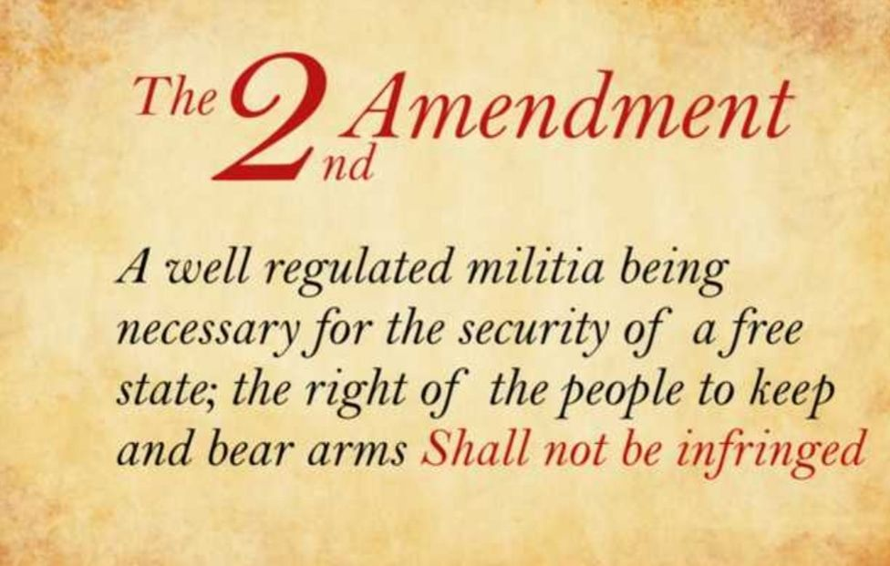 The Second Amendment Has Nothing To Do With Hunting Everything To