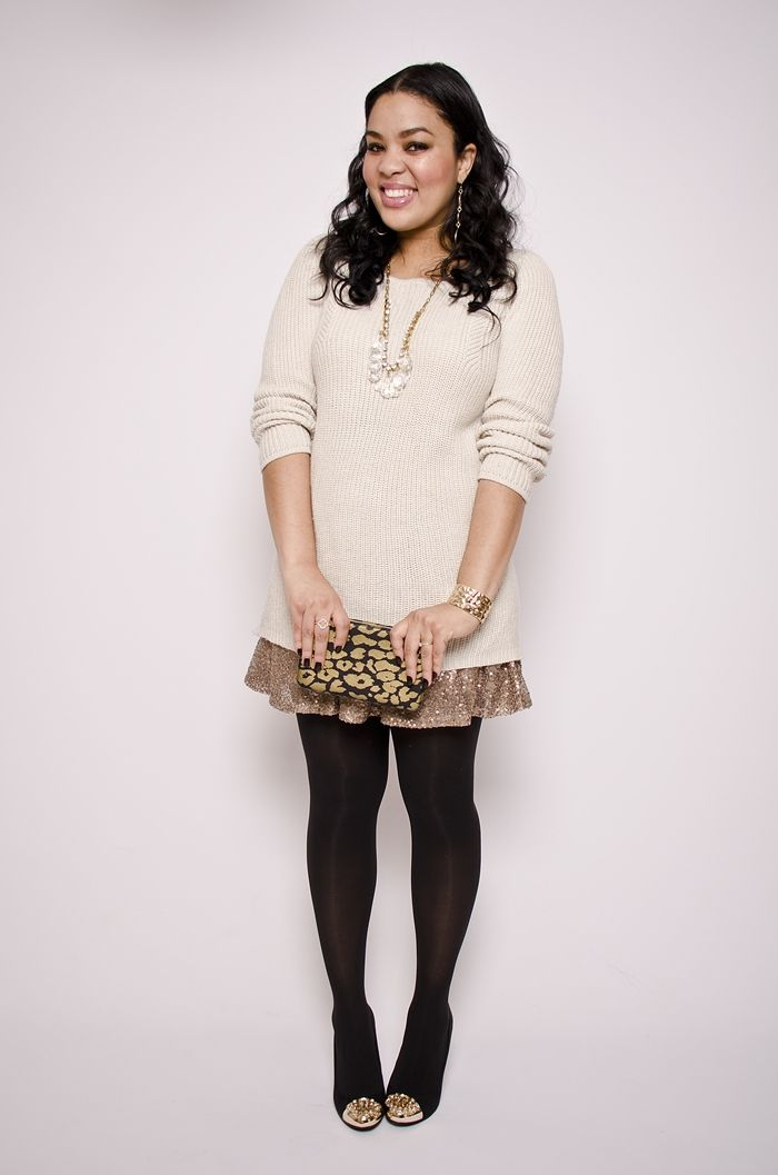 12 Days of Holiday Party Outfits: Daytime Office Holiday Party ...