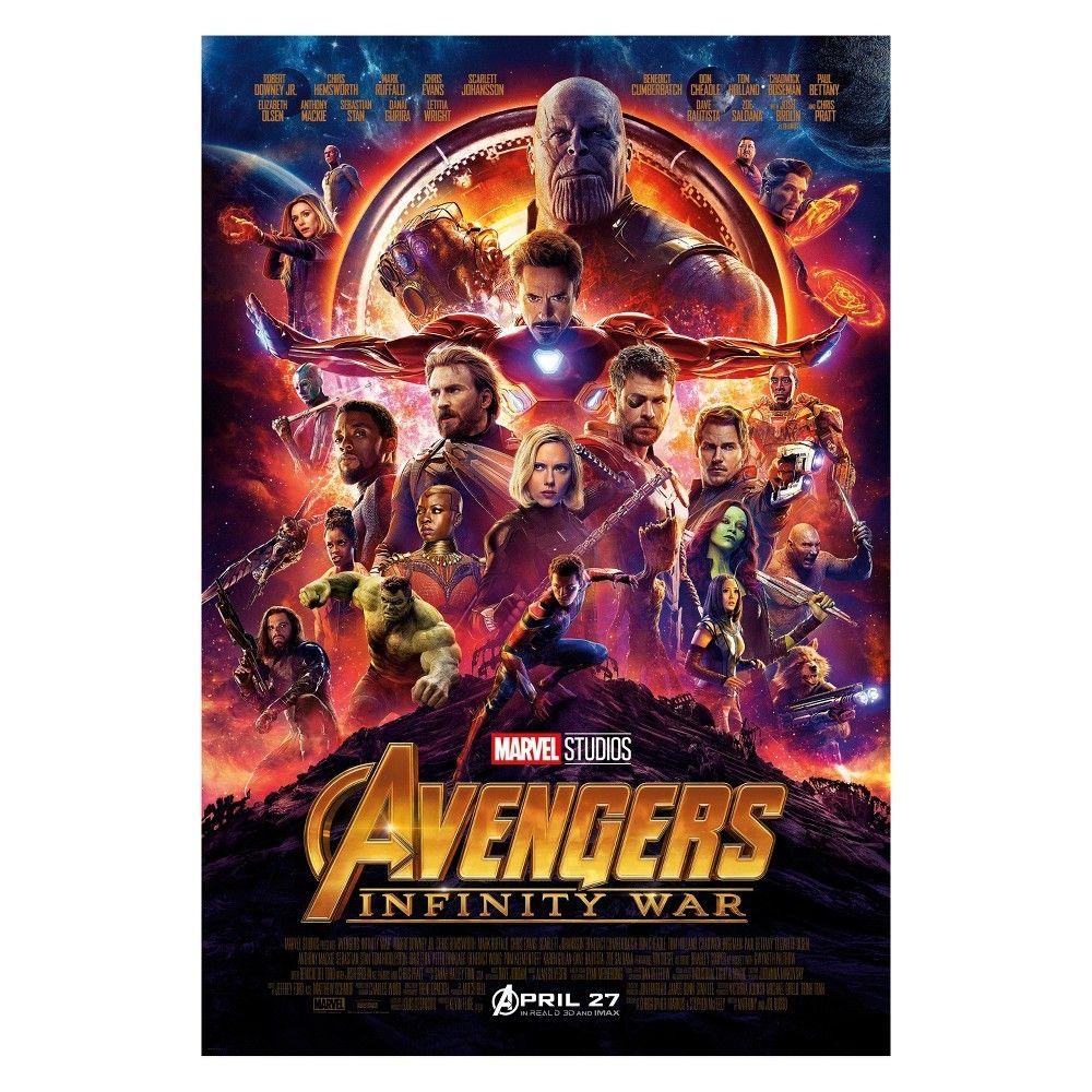 Marvel Avengers Infinity War Bundle Blu Ray Funko Target Exclusive Marvel Movie Posters Avengers Infinity War