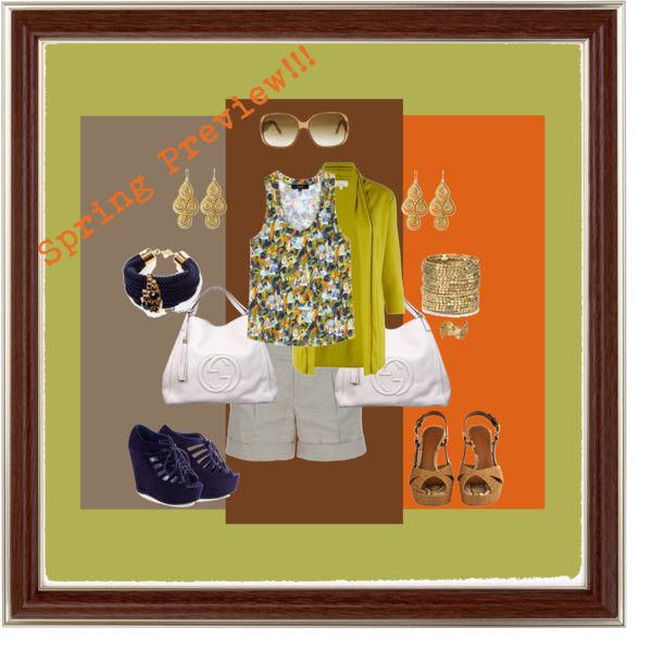 """""""Spring Preview!!!"""" by shawnnamshellington on Polyvore"""
