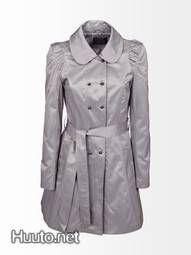 Pearl jacket / Helmenharmaa takki