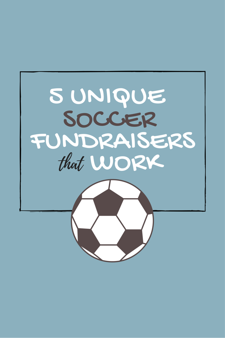 Unique Soccer Fundraisers That Work Soccer Mom ⚽