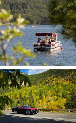 Fall Weekend Getaway In Rapid City And The Black Hills Visitrapidcity Fall Weekend Getaway Weekend Getaways