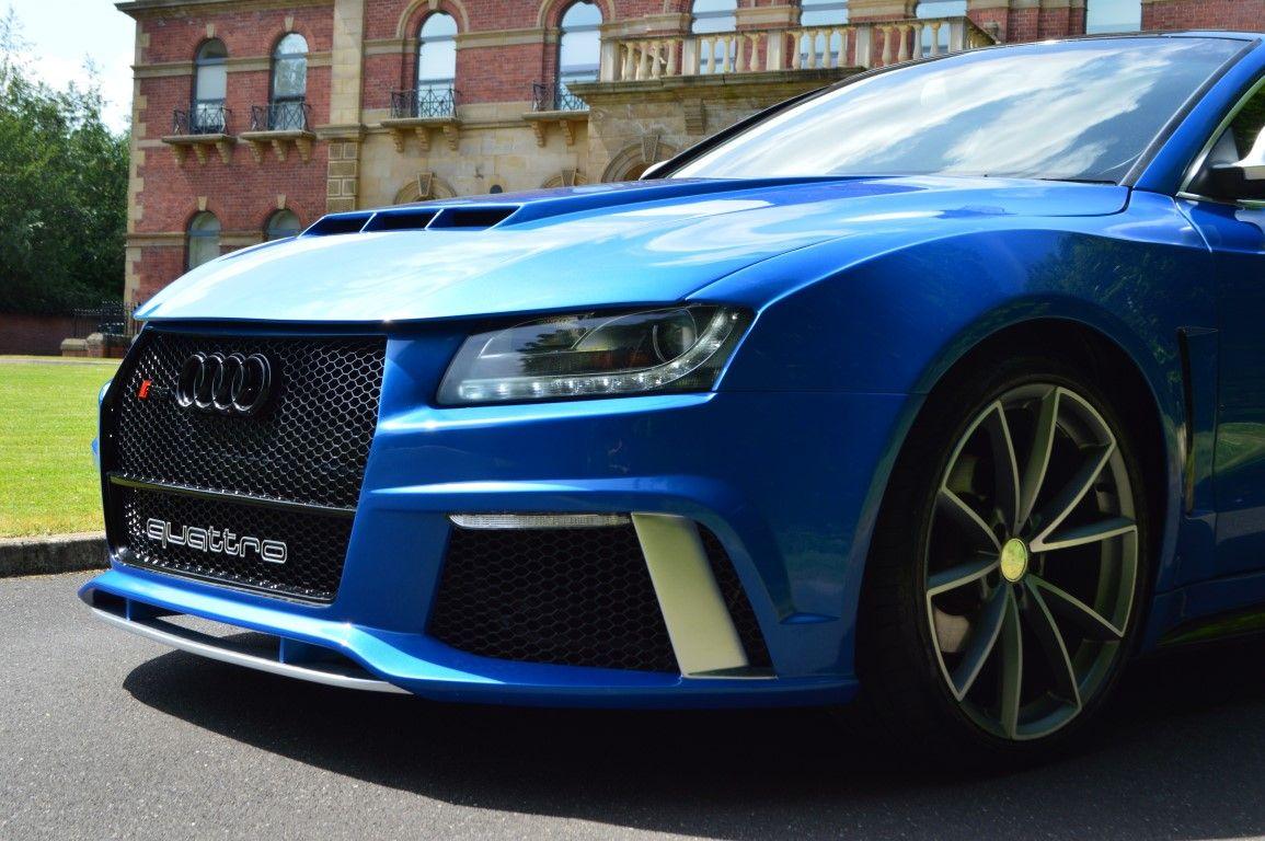 Audi A5 Xclusive Wide   Body Kit   Audi, Audi a5, Wide ...