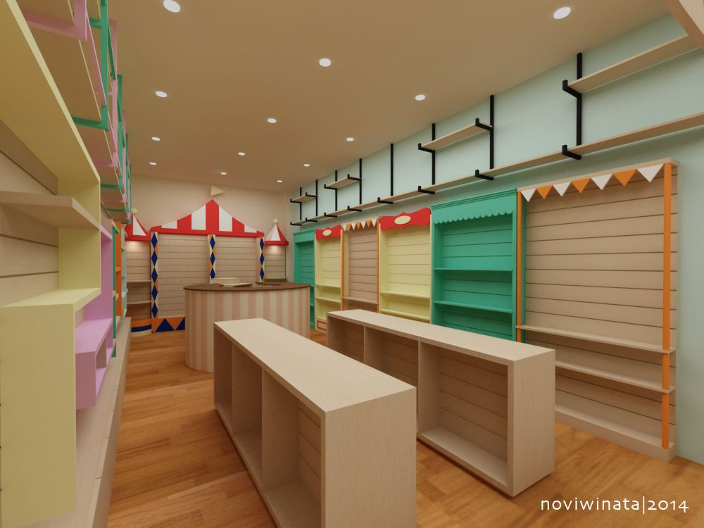 Interior Design Supplies design project : partylicious - party supplies supermall pakuwon