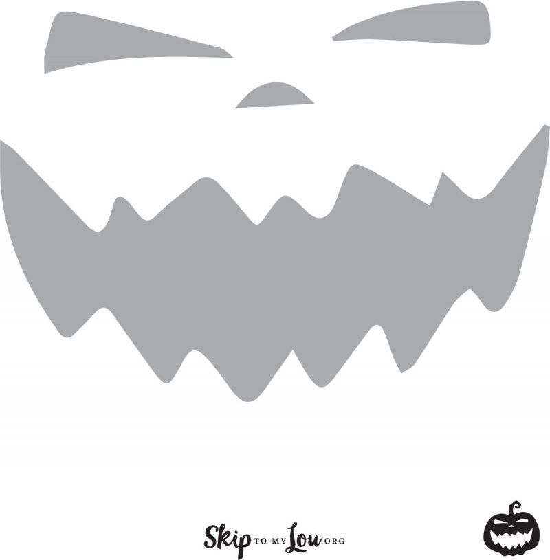 Cool FREE printable pumpkin carving stencils | Patterns | Pinterest ...