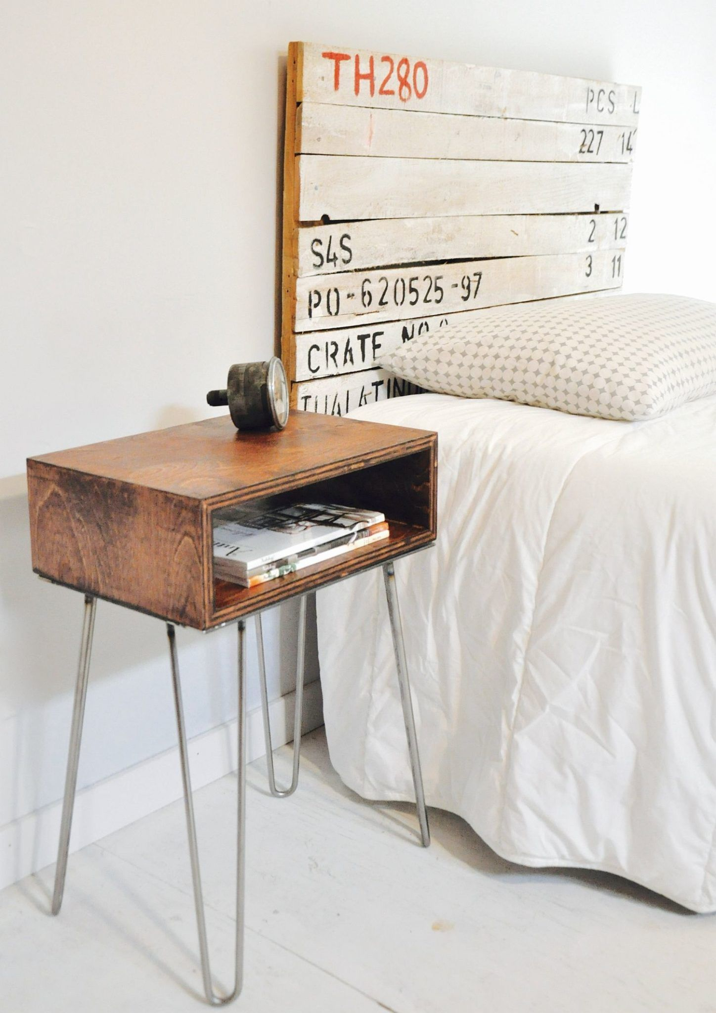 Smart Bedside Table: Unboxing Goodness: 20 Box Style Bedside Tables And