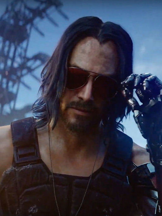 What S Keanu Reeves Doing In Cyberpunk 2077 Esquire Middle East Cyberpunk 2077 Keanu Reeves Cyberpunk