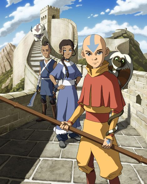 The Legend Of Korra Returns For Its Second Season On Nickelodeon