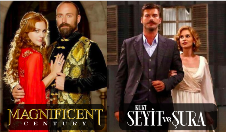 If you loved Magnificent Century, try Kurt Seyit ve Sura