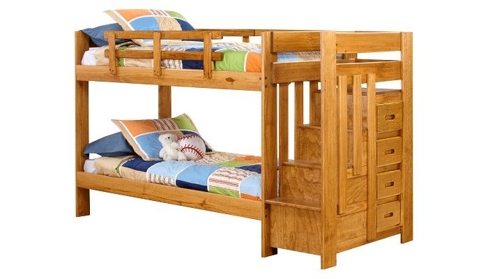 Best Slumberland Furniture Stairway Collection T T Bunk Bed 400 x 300