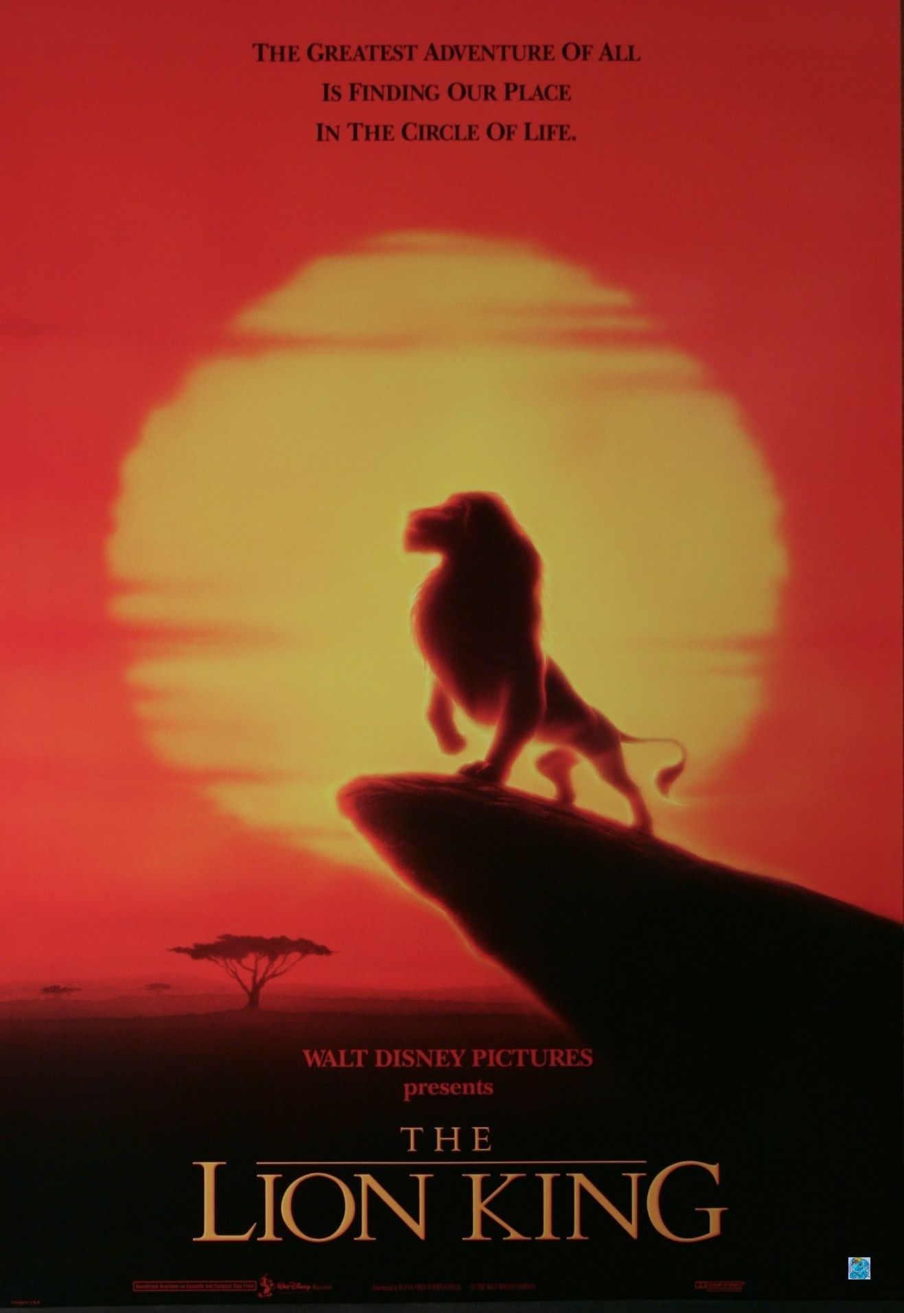 An all time favourite, 'Lion King' is an animated movie that released in 1994. The story features a young lio… | Lion king poster, Lion king movie, Lion king images