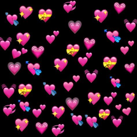 47 Ideas Wallpaper Iphone Tumblr Emoji Heart For 2019 Heart Overlay Emoji Backgrounds Iphone Wallpaper