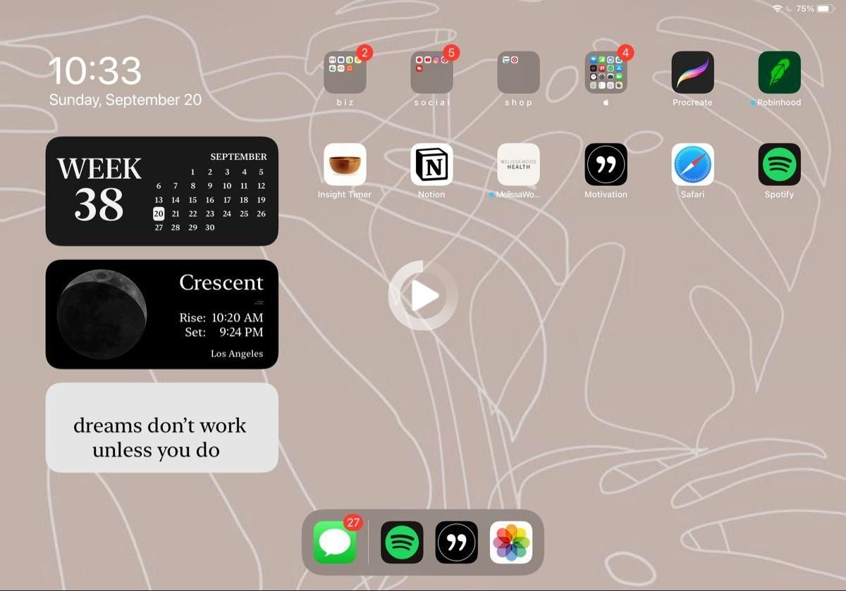 43 Cool Sibling Tattoos You Ll Want To Get Right Now Page 2 Of 4 S In 2021 Ipad Ios Homescreen Iphone Ipad Organizer