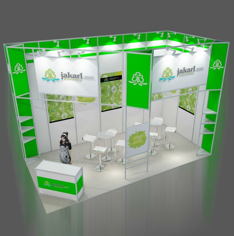 Exhibition Booth For Sale : Exhibit booth for sale view