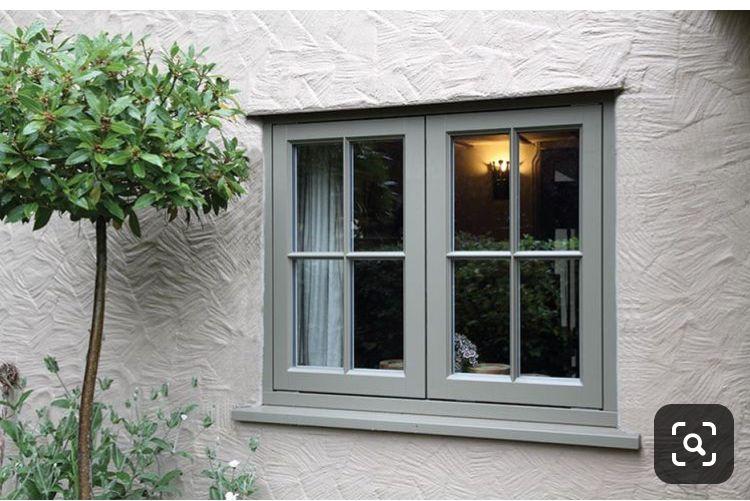 Farm Exterior Wooden Casement Windows Cottage Windows Windows Exterior