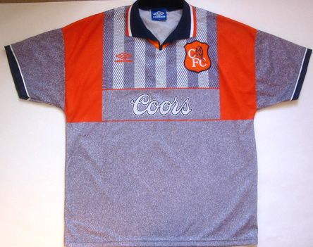 reputable site 70d59 26329 Chelsea Away Kit 1994-96 | Kits - Past & Present | Football ...