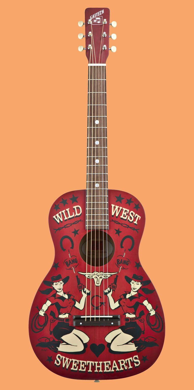 Sigler Music — guitarbage: Gretsch Americana Flat Tops