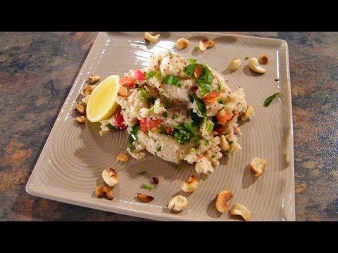 Best Vegetarian Breakfast Dish Upma - YouTube