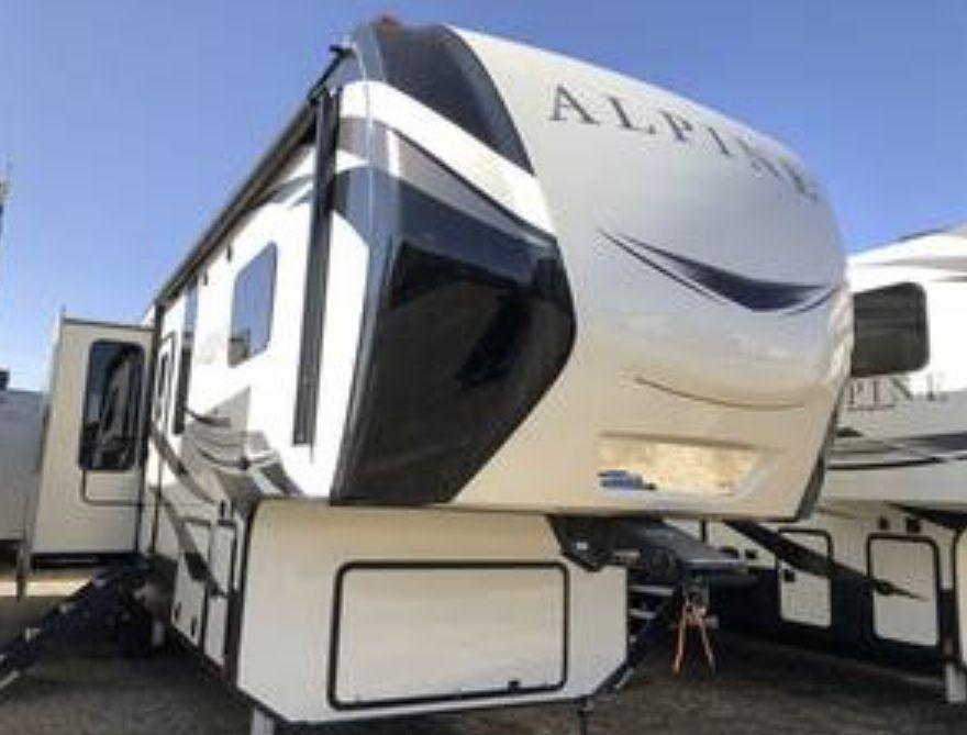 2019 Keystone RV Alpine 3400RS Keystone rv, Recreational