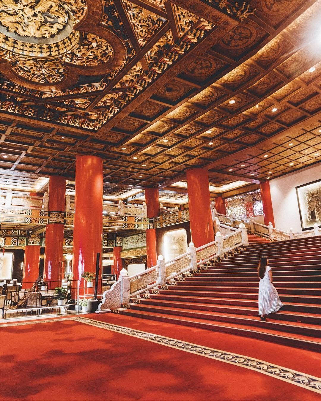 Grand Hotel Taipei Taiwan Taipei Travel Grand Hotel Taipei