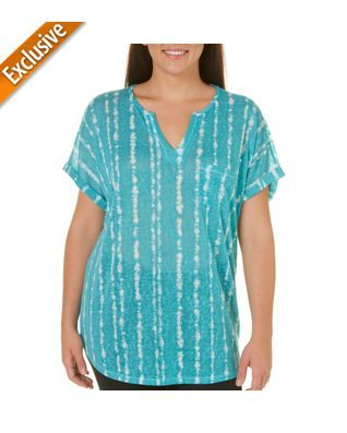 9d02edaaaa5ee Bealls Florida offers stylish   sleek plus size womens clothes at fantastic  prices! Shop our plus size clothes from beachwear to tops