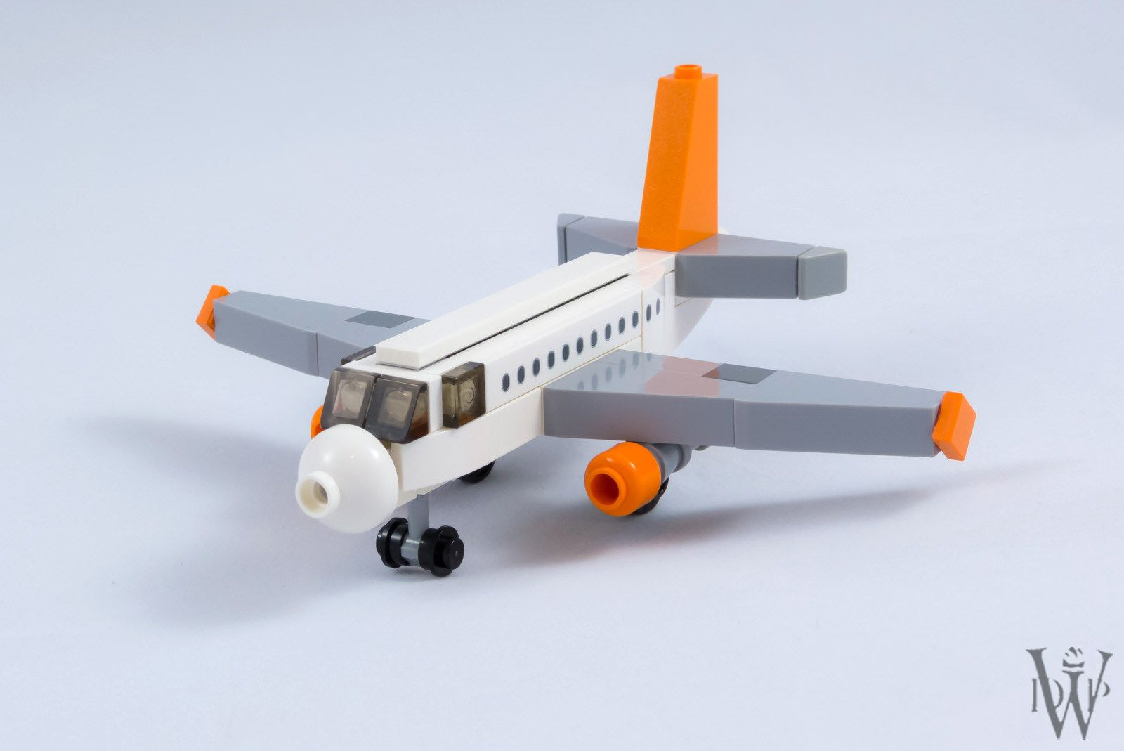mini lego airbus projects