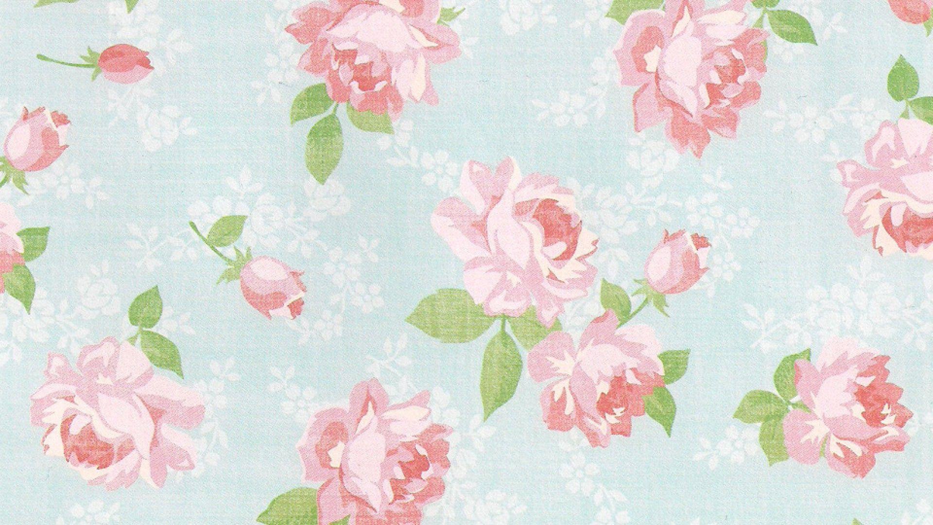Free Vintage Flower Wallpaper Hd Vintage Flowers Wallpaper Vintage Floral Backgrounds Vintage Floral Wallpapers