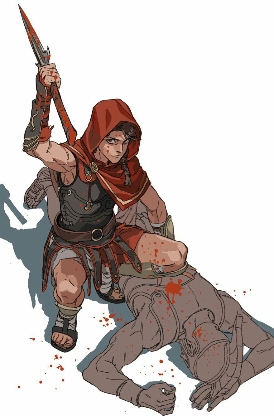 Kassandra Fanart Assassins Creed Art Assassins Creed Artwork Assassin S Creed