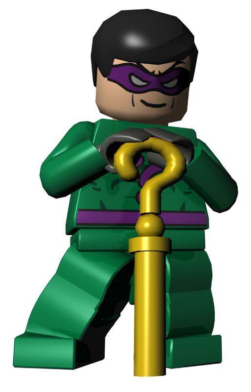 Lego Batman Riddler Pictures Lego Batman Riddler Pics With