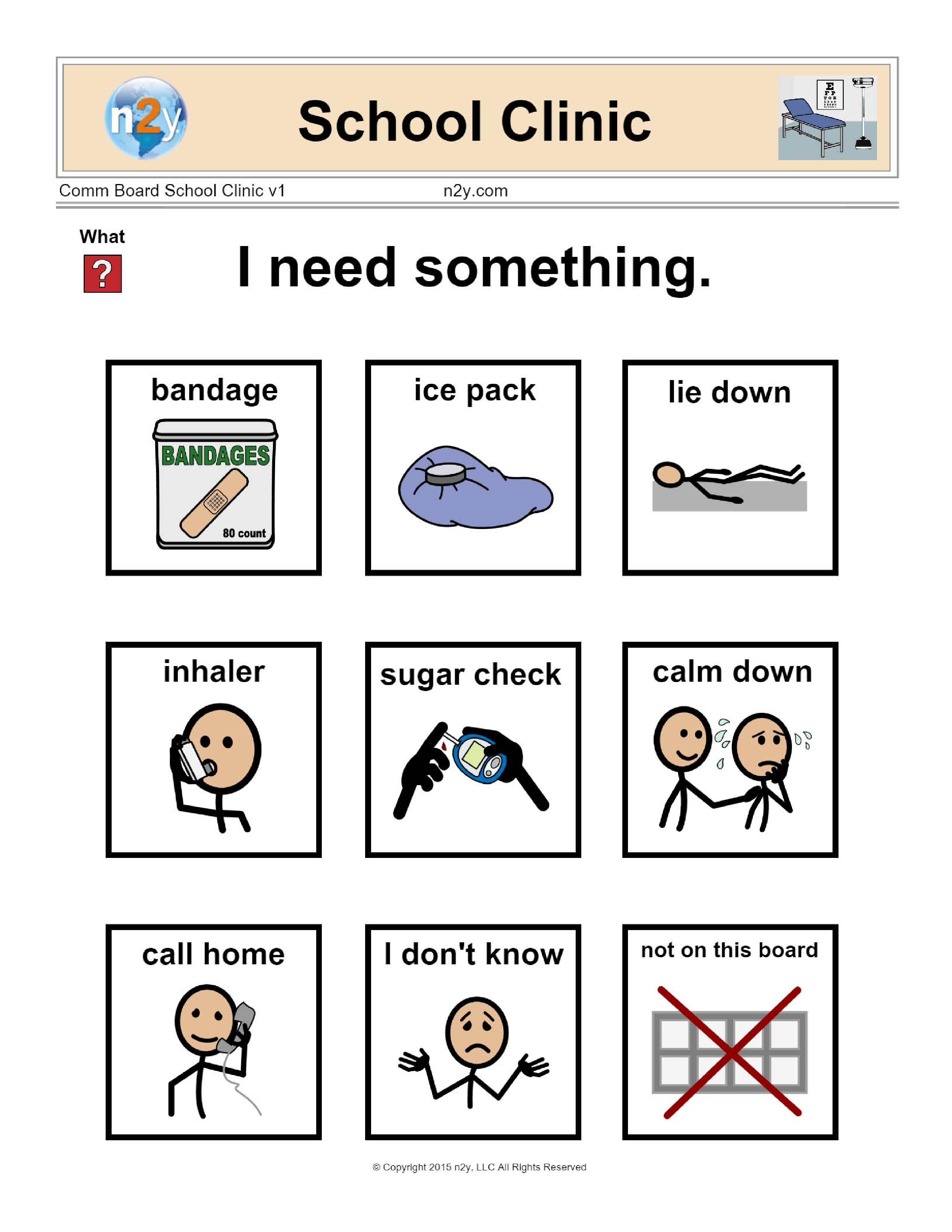 Do Your Students Need Help Communicating What They Need To