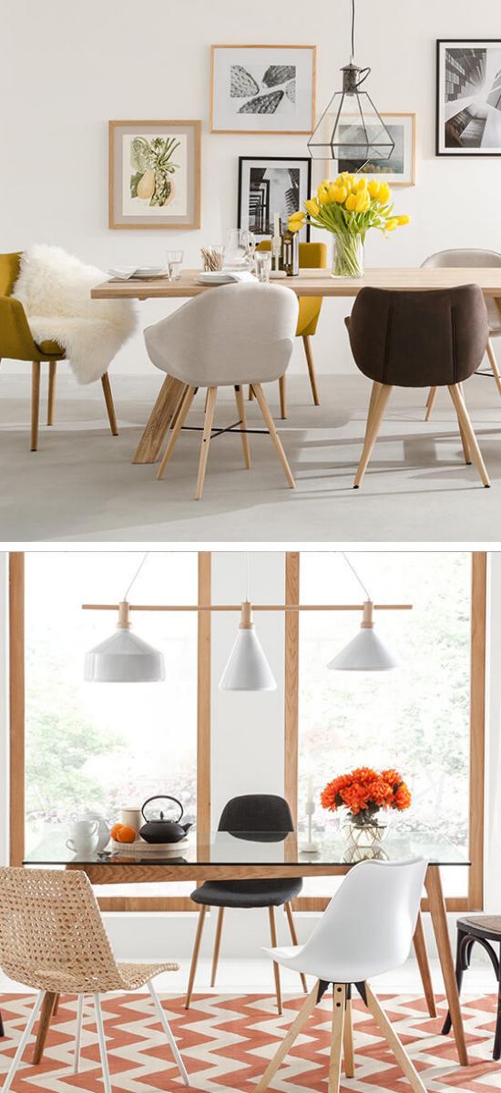 Esszimmer Esstisch Einrichten Im Skandinavischen Stil In 2020 Skandinavisches Esszimmer Wohnzimmer Einrichten Esszimmerstuhle