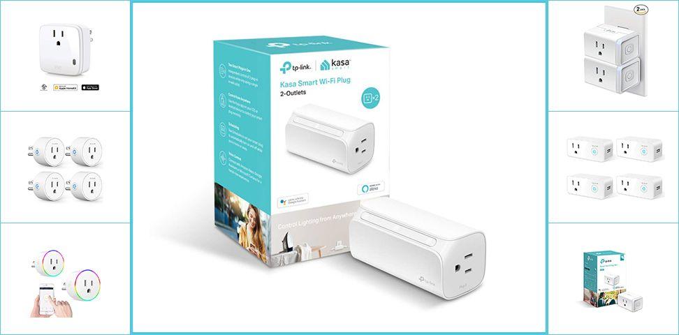 A smart plug for homekit allows you to automatically turn