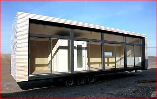 Christopher C  Deams revitalized and made contemporary for the modern mobile home customer of today