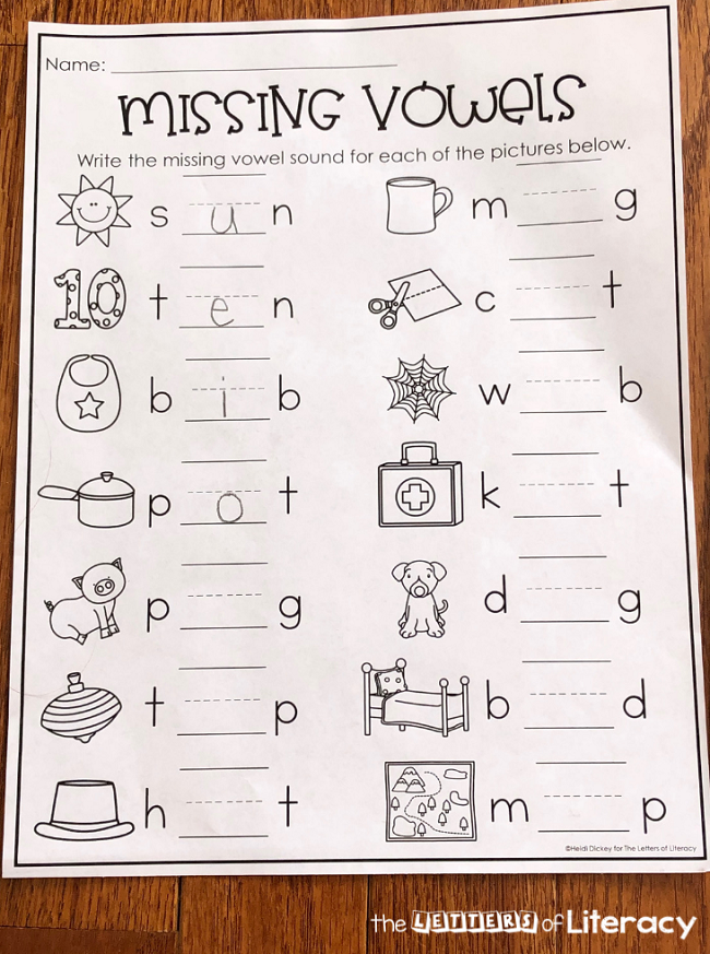 graphic relating to Printable Word Sorts known as Kite CVC Term Type - No cost Spring Printable for Kindergarten