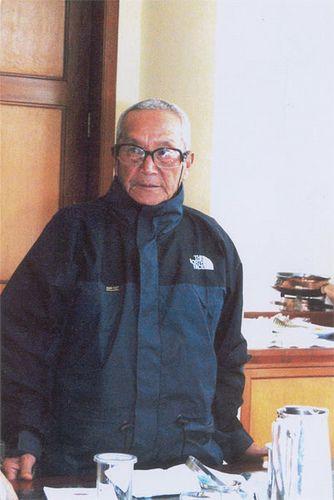 76 year old Min Bahadur Sherchan Oldest Climber