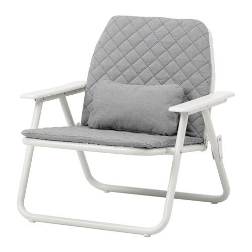 Exceptionnel IKEA   IKEA PS 2017, Folding Armchair, Comfortable To Sit In, And As Neat  When You Get Up As When You Sat Down, Since The Pads Have Snaps To Hold  Them In ...