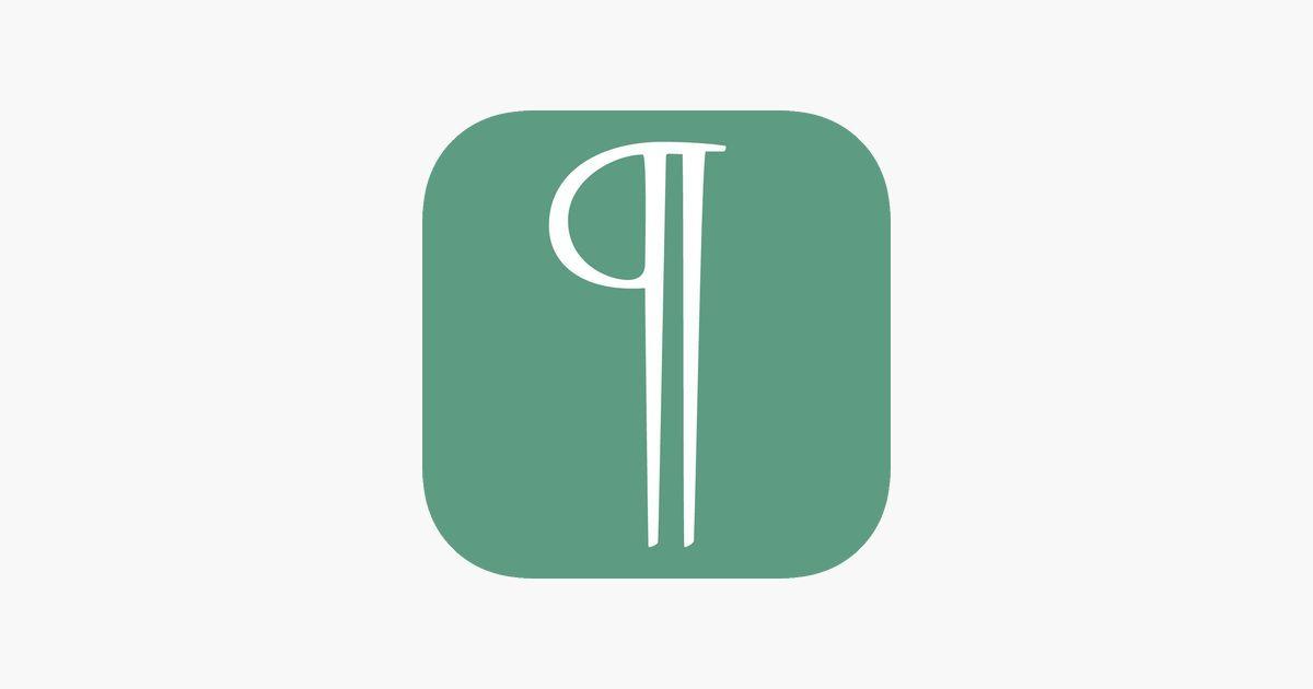 NEW #iOS #APP Paraqraf-Chinese - Paraqraf SiriusTraffic