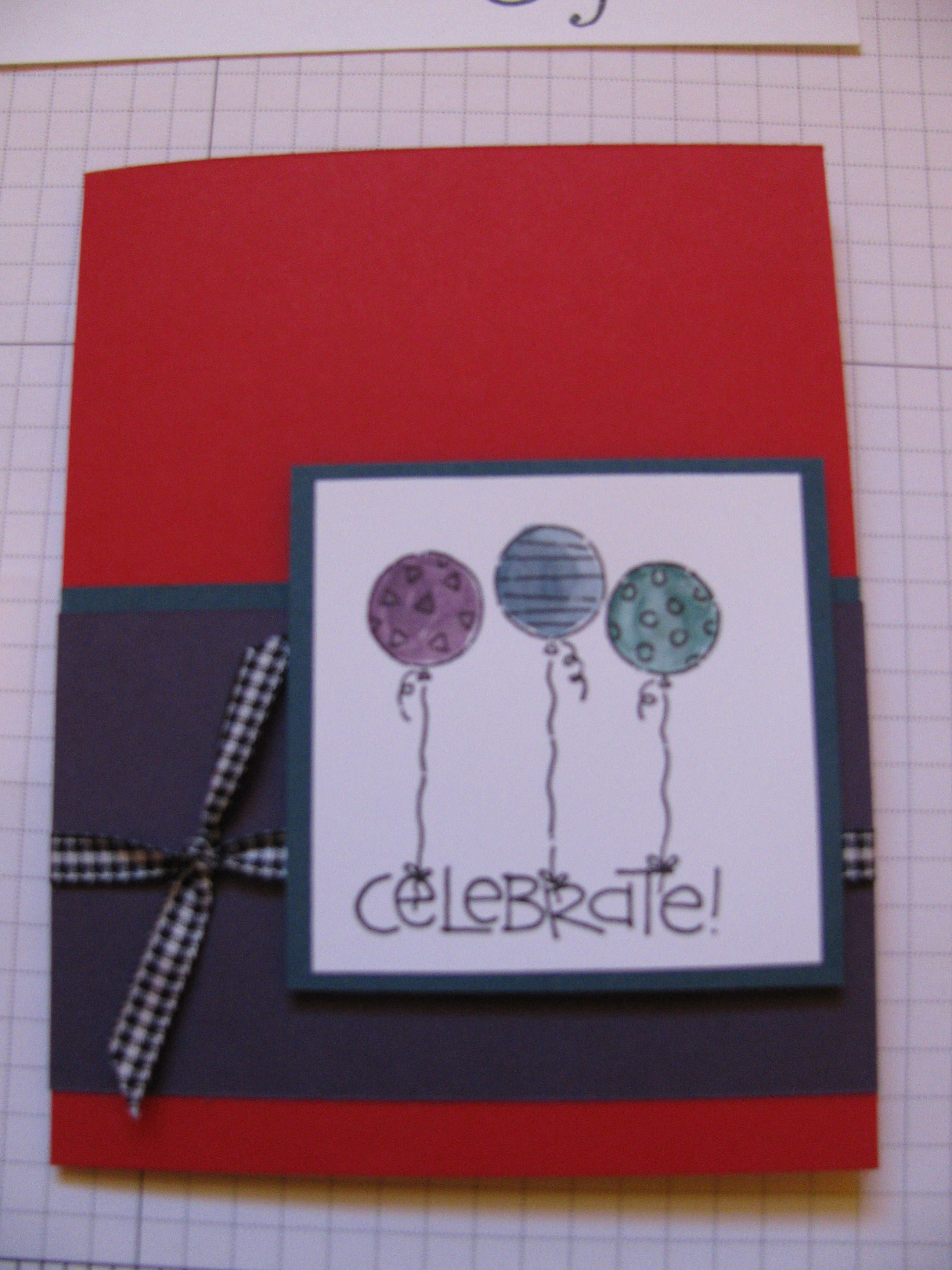 Ideas For Making Handmade Greeting Cards Part - 42: Handmade Birthday Card - Pesquisa Google · Easy Birthday CardsCard Ideas ...