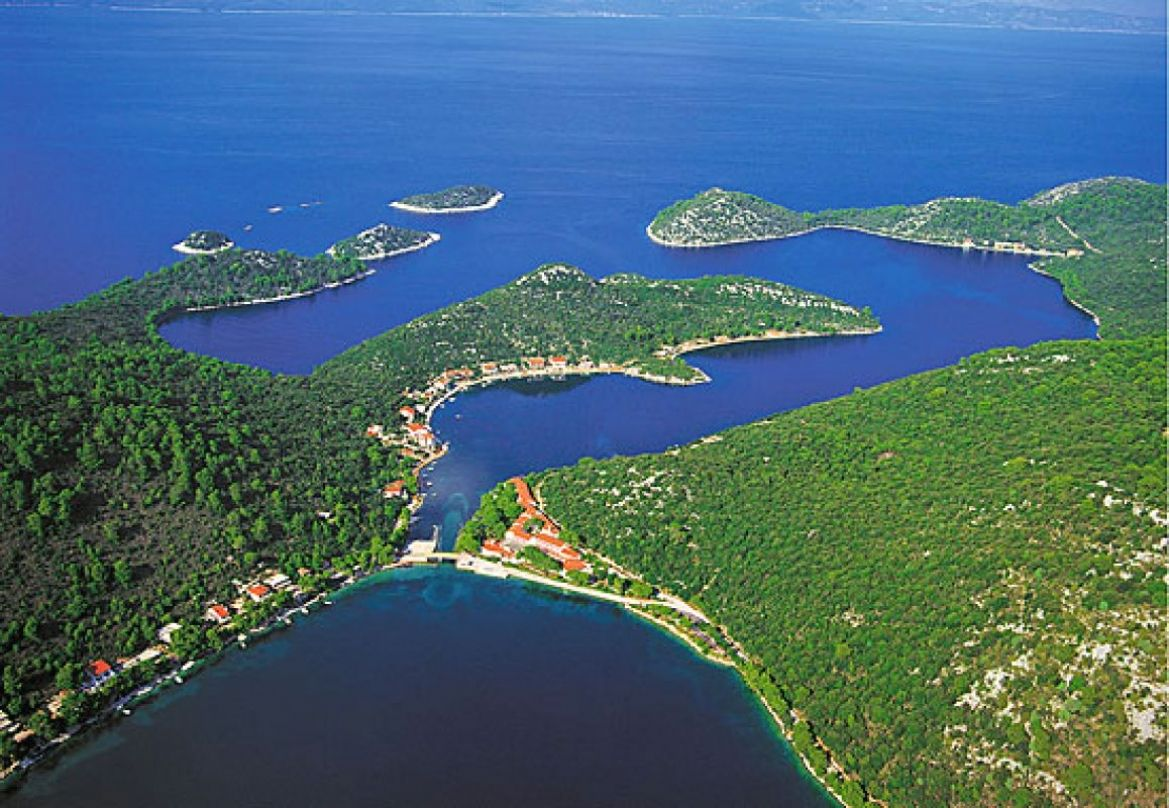Lastovo Pasadur Bridge Croatia Croatian Coast Island