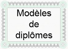 Exemple De Diplome A Imprimer Gratuit Modele Diplome Diplome Diplome Gratuit