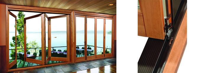 Loewen Bifold Doors Riverside House Bifold Doors Folding Doors