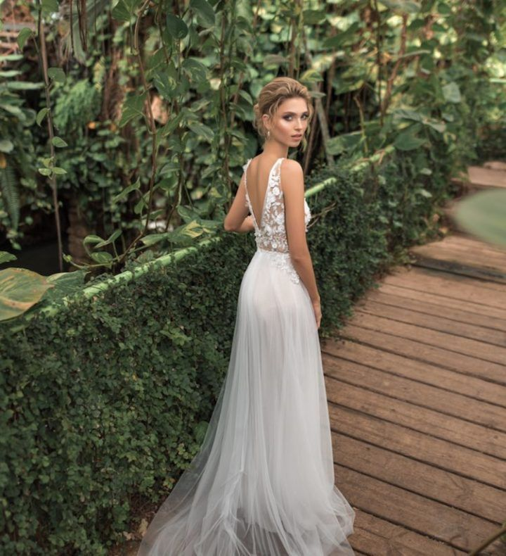 No longer excited about wedding dresses
